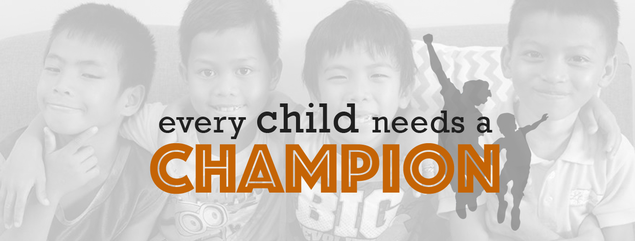 quote every child needs a champion